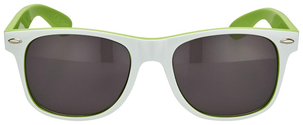 XLC Madagaskar SG-F06 Sonnenbrille weiß-grün/rauch 2018 Accessoires bmFRCpqP